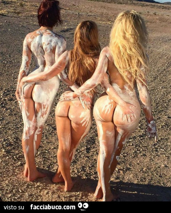 Ragazze nude Picd